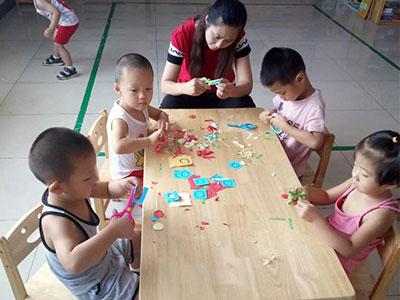 河北省特殊幼儿融合教育康复学校