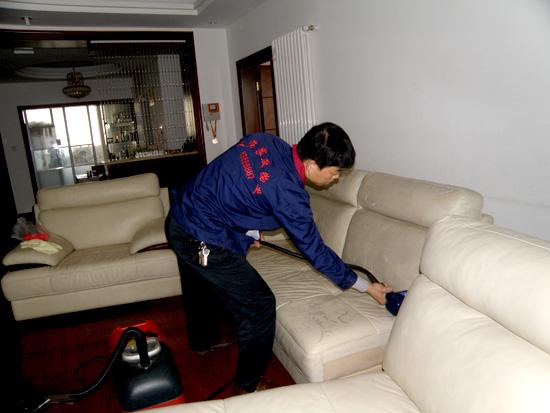 保洁公司家具保养