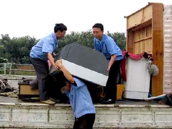服务好的搬家公司