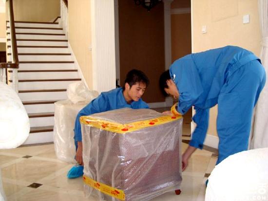 郑州搬家服务