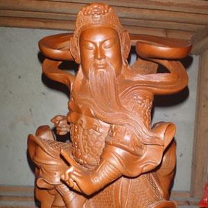 木雕佛像厂