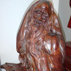 定制木雕工艺品