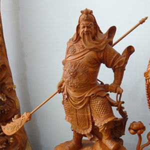 木雕佛像定制