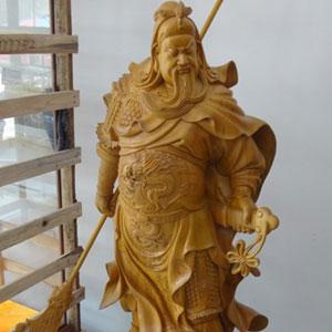 定制木雕佛像