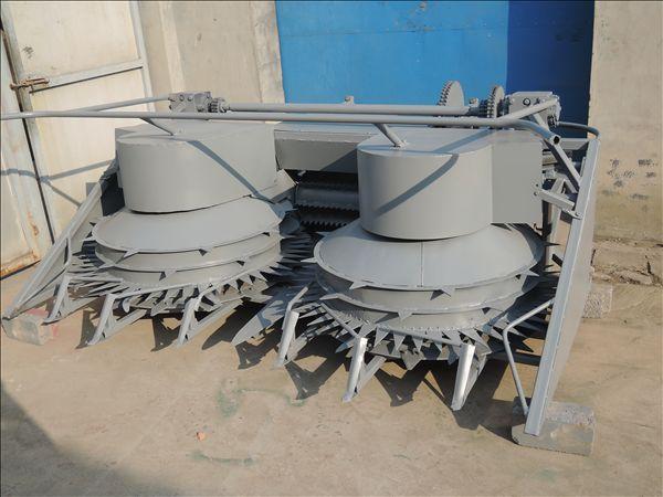 玉米联合收割机割台