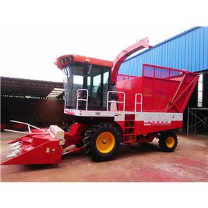 河北小麦秸秆青储机