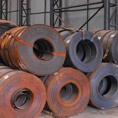 天津产热轧带钢
