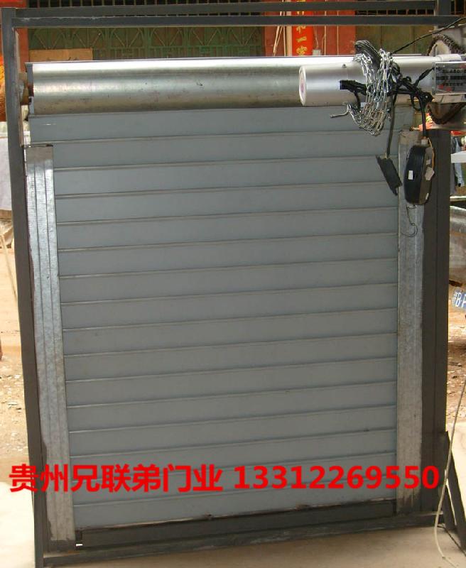 不锈钢电动卷闸门