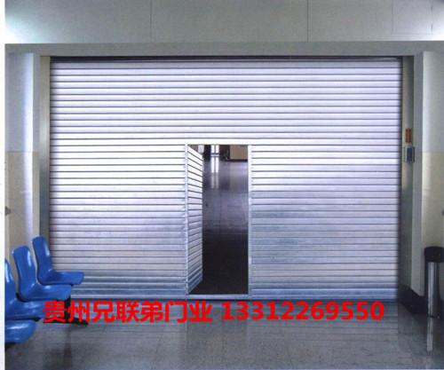 贵州防火卷帘门生产安装