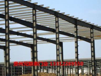 工程钢结构厂房