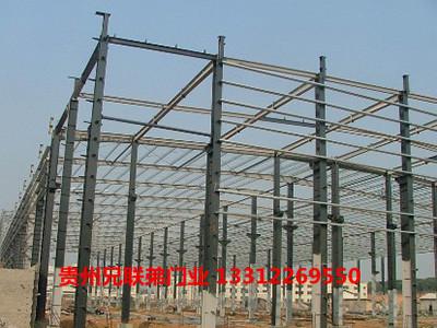 工地钢结构厂房
