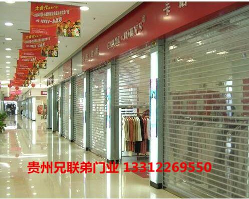 贵州水晶门安装