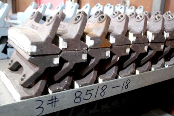 制砂机配件价格