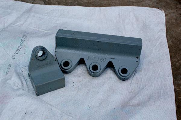 冲击式制砂机抛料头的优点 抛料头的优点