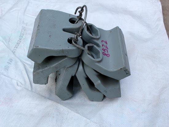 制砂机耐磨块价格