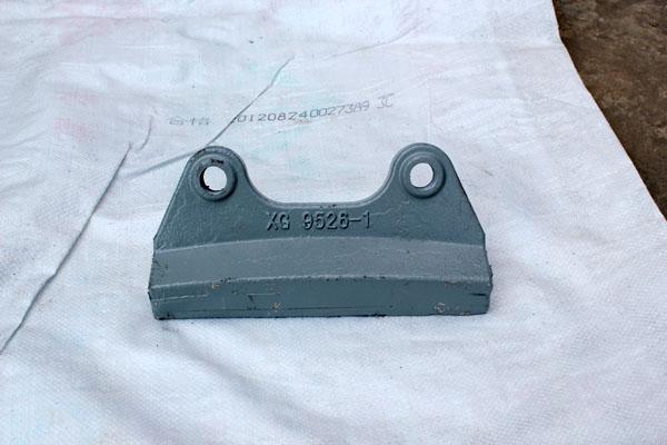 【文章】为你介绍导流板拆卸和安装知识 浅谈制砂机耐磨块的质量好坏