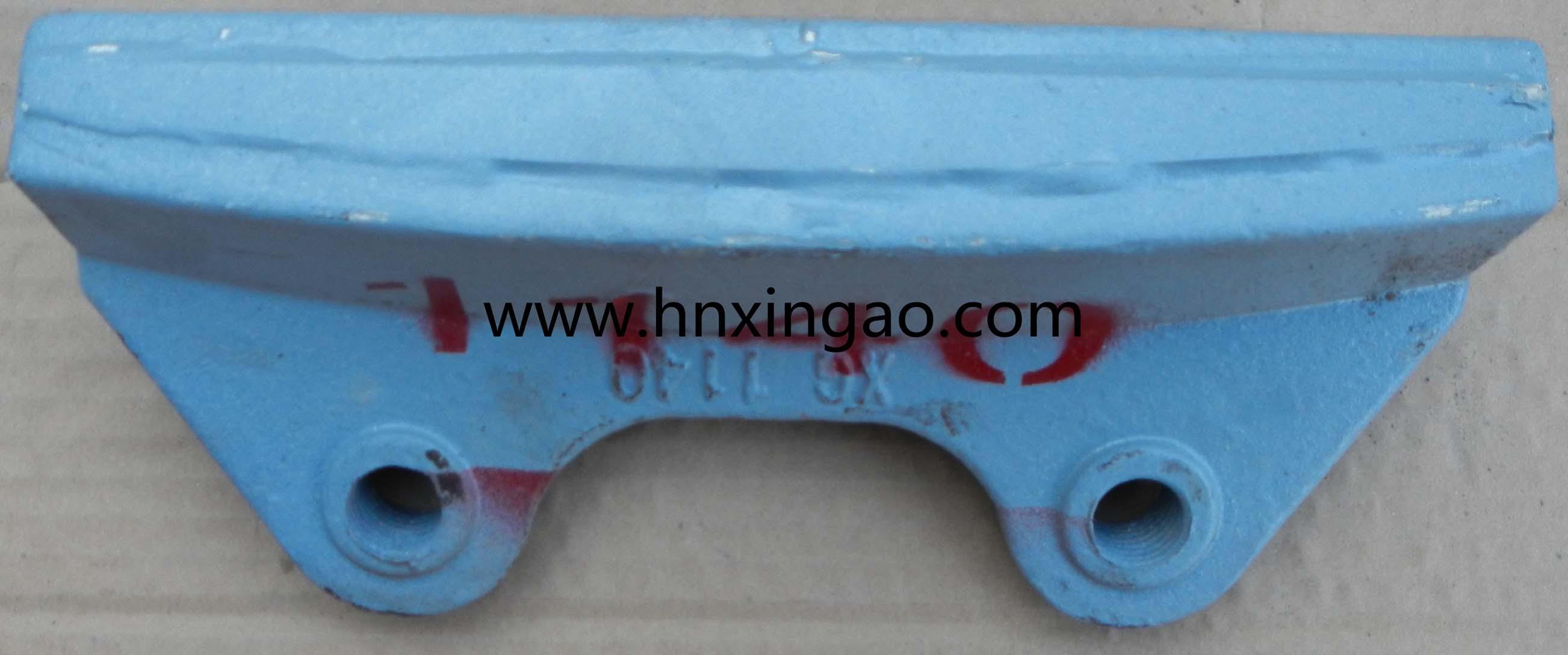 【图文】抛料头R系列产品_制砂机耐磨板的应用范围
