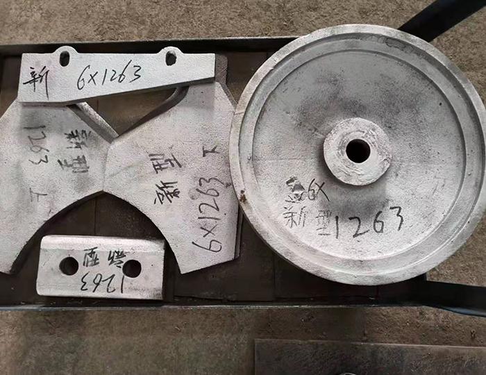 制砂机耐磨块供应