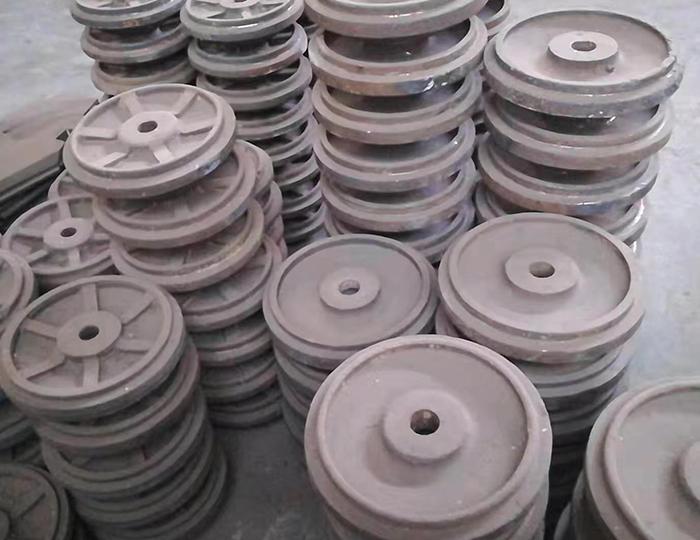 制砂机耐磨块厂家