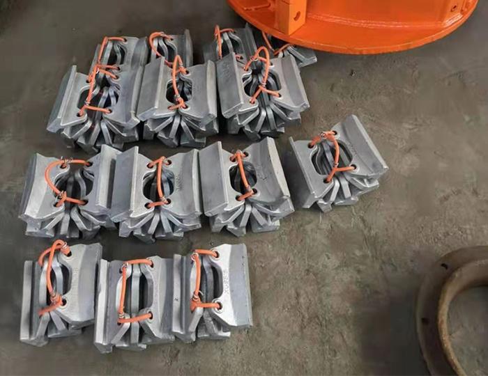 郑州制砂机耐磨块