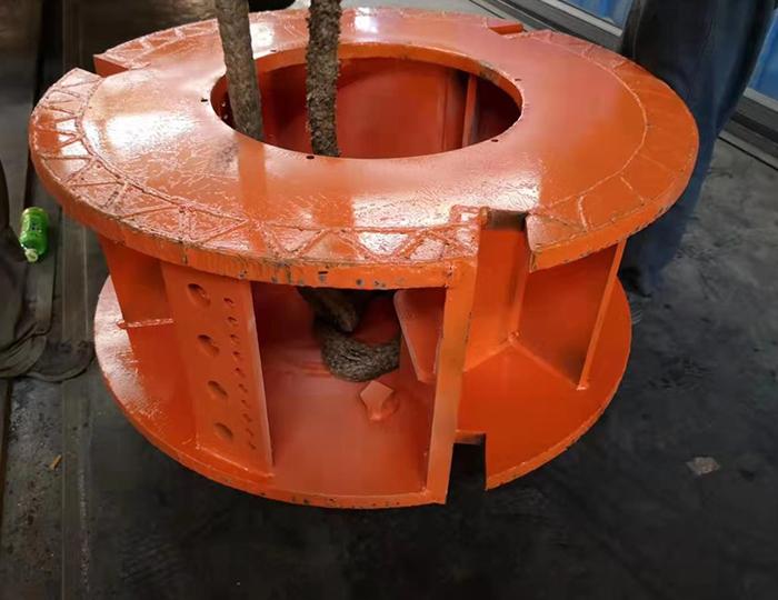 制砂机配件叶轮