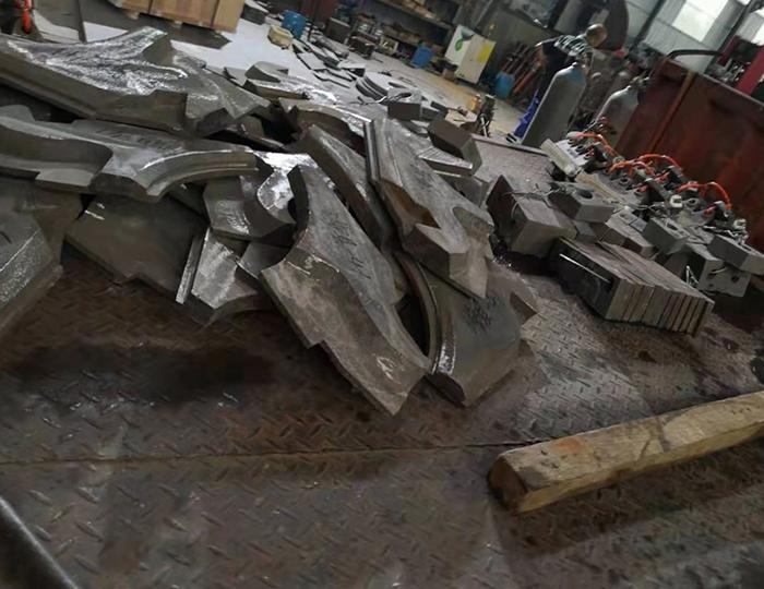 制砂机流导板厂家
