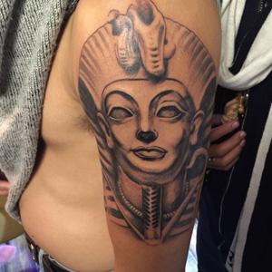 埃及法老纹身