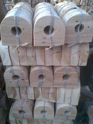 空调水管木托