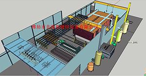 【知识】热镀锌设备如何提高加工效率 热镀锌设备在加工时间上的控制