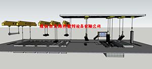 镀锌生产线镀锌炉窖加工要求的工装细节 镀锌炉窖设计上的优势总结