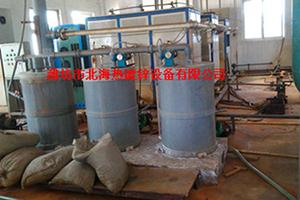 【方法】热镀锌设备加工时间分享 热镀锌设备起吊速度科学调控办法