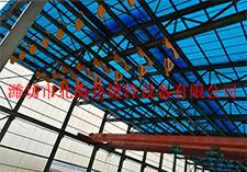 熱鍍鋅專用單軌吊車