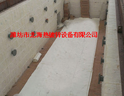 高炉陶瓷纤维模块炉窑