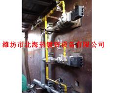 自动化燃烧系统