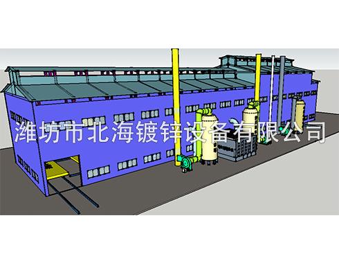 热镀锌自动化生产线