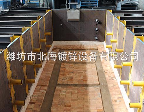 自动热镀锌生产线