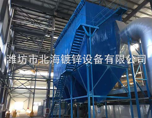 热镀锌设备生产线