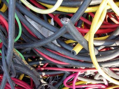 线缆回收公司