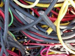 贵州电线回收