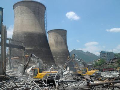 贵阳建筑物拆除公司