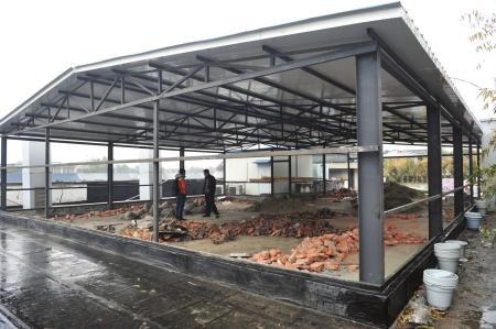 貴州貴陽大型廠房拆除