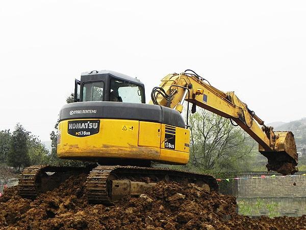 挖掘机技能培训