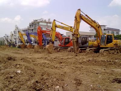 挖掘机培训学校