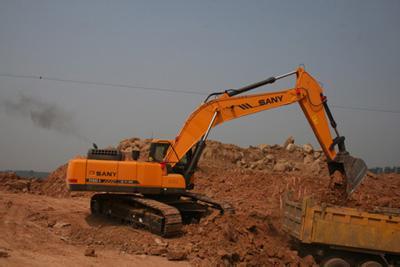 挖掘机学校