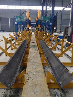 贵州H型钢生产