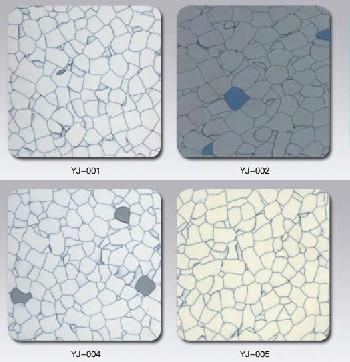 昆明PVC石塑地板