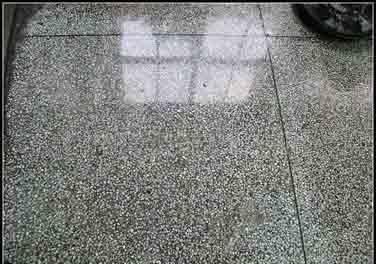 貴州水磨石地板