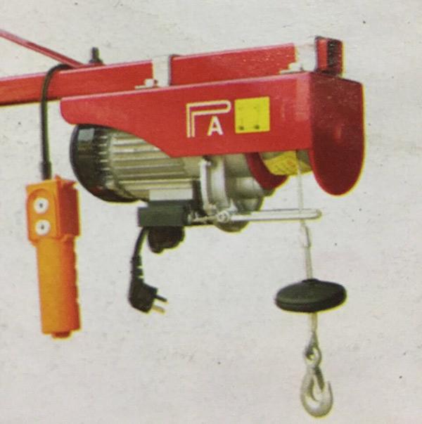 微型電動葫蘆