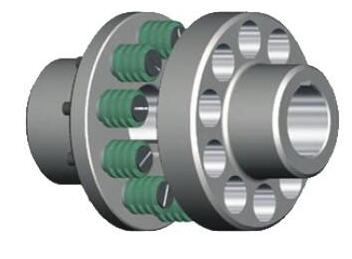 柱銷聯軸器