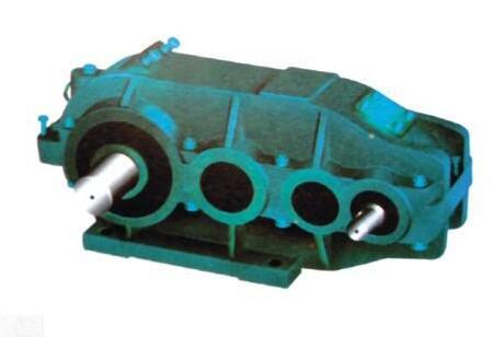 立式圆柱齿轮减速器